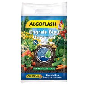 Engrais bleu universel 5kg NOVATEC - Algofash