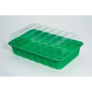 Mini serre vide 36 x 22 x 13 cm – Gamm vert