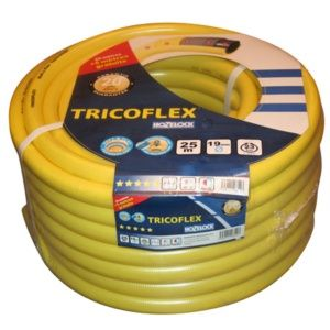 Tuyau Tricoflex 25m diamètre19mm Hozelock