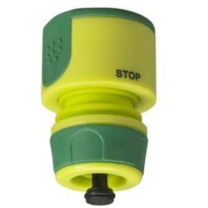 Raccord rapide aquastop 15 mm – Gamm vert