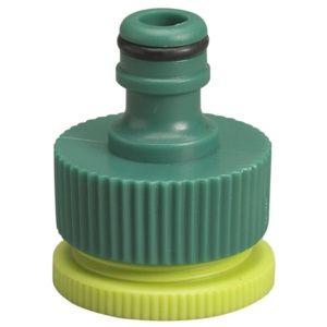 Nez de robinet 26/34 avec adaptateur 20/27 – Gamm vert