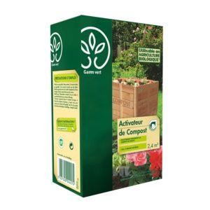 Activateur Compost Organique 1 Kg - Gamm vert