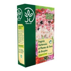 Engrais Plantes de Terre de Bruyère 800 g – Gamm Vert