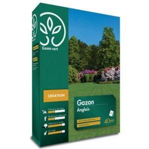 Gazon Anglais 1 Kg – Gamm vert