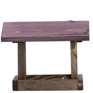 Mangeoire à suspendre casual de couleur Violet – Néodis