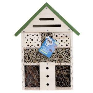 Hôtel à insectes 7 compartiments