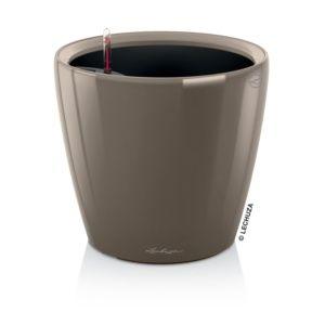 Pot Lechuza Classico Premium Ø50 H47 cm taupe