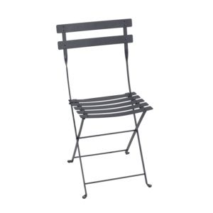 Chaise pliante Fermob Bistro acier carbone