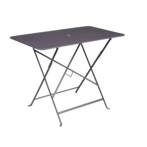 Table pliante Fermob Bistro l97 L57 cm prune