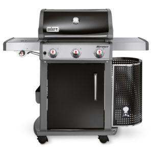 Barbecue gaz Weber Spirit Premium E320 noir