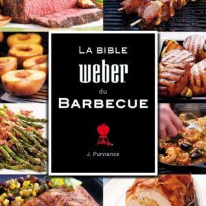 Livre de recette 'La bible Weber du barbecue'