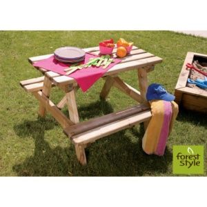 Table pour enfant 90 x 89 x 56 cm