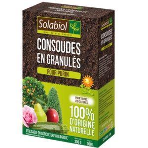 Consoude en granulés 300 g Solabiol