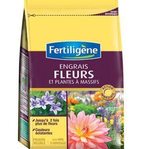 Engrais fleurs et plantes à massifs 800 G Fertiligène