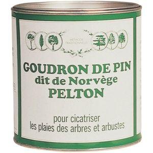 GOUDRON DE PIN DIT DE NORVEGE PELTON 800 G