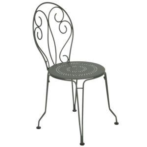 Chaise Fermob Montmartre acier romarin