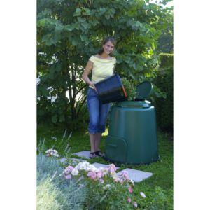 Thermo-Composteur 280 L Vert – Garantia