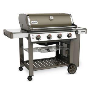 Barbecue gaz Weber Genesis II E-410 gris Système de grillades GS4. PLANTES-ET-JARDINS – Jardinerie en ligne