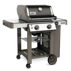 Barbecue à gaz Weber Genesis II E-210 noir PLANTES-ET-JARDINS – Jardinerie en ligne