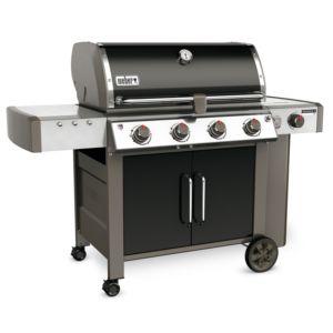 Barbecue à gaz Weber Genesis II LX E-440 noir PLANTES-ET-JARDINS – Jardinerie en ligne