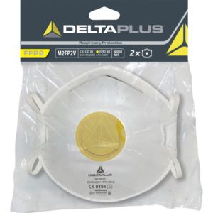 Kit de 2 demi-masques – Delta Plus