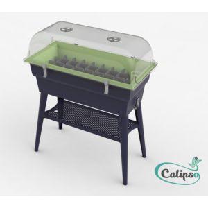 Jardinière 40 L Calipso Combi tilleul – Pouss'Vert