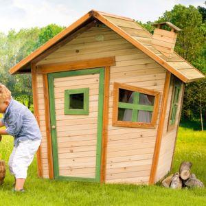 Maisonnette pour enfant en bois Alice PLANTES-ET-JARDINS – Jardinerie en ligne