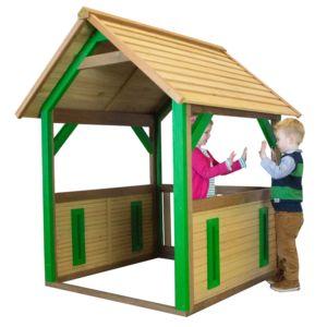 Maisonnette pour enfant en bois Jane PLANTES-ET-JARDINS – Jardinerie en ligne