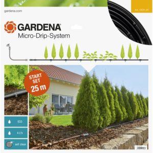 Kit d'initiation Micro-Drip System pour rangées de plantes M – Gardena