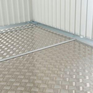 Plancher aluminium pour abri métal Europa 3 Biohort PLANTES ET JARDINS JARDINERIE EN LIGNE