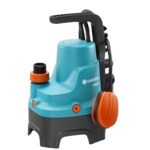 Pompe d'évacuation pour eaux chargées 7000/D Classic – Gardena