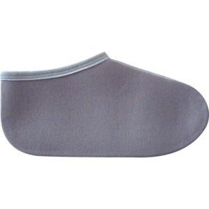 Chaussons en jersey gris – Taille 44/45 – Rouchette