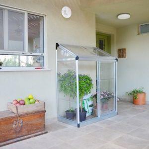 Serre de Balcon ou Terrasse en Polycarbonate – 0.91 m² hors tout