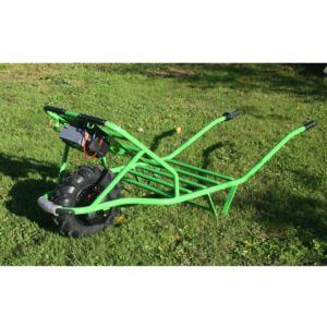 Brouette électrique Clas Chariot vert – Zoette