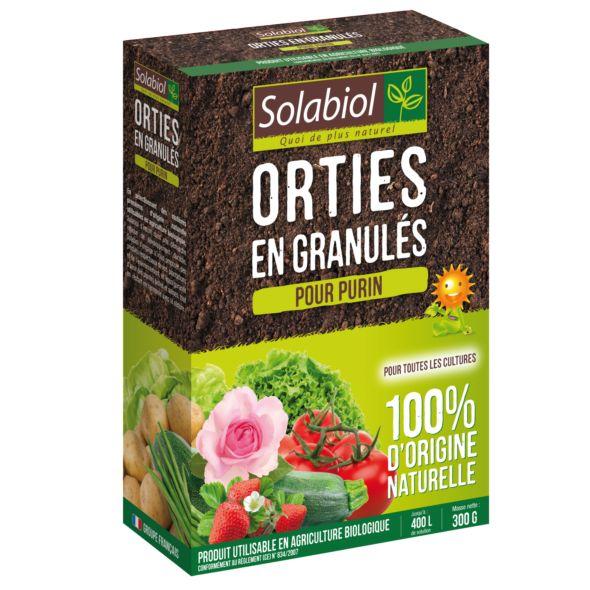 Comment bien utiliser le purin d 39 orties gamm vert - Comment utiliser le purin d ortie ...