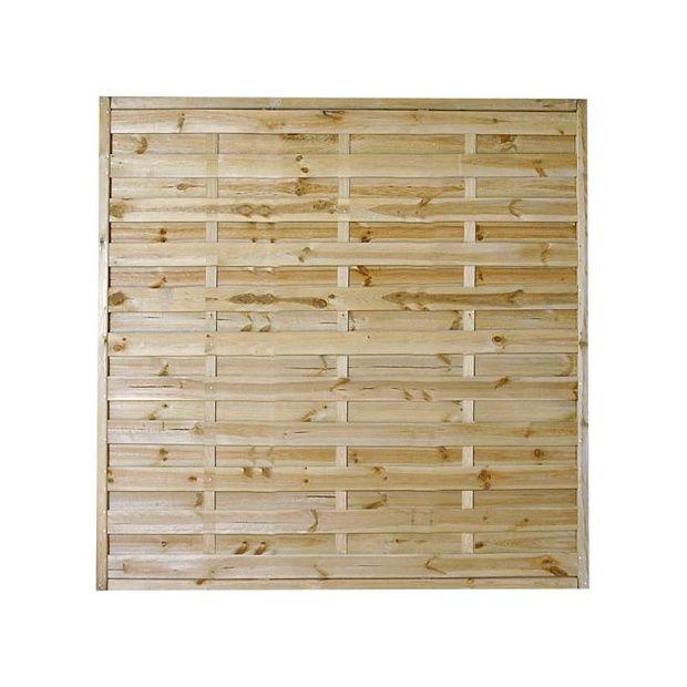 Panneaux d coratifs lot de 10 droits en bois pour - Ou acheter des copeaux de bois pour jardin ...