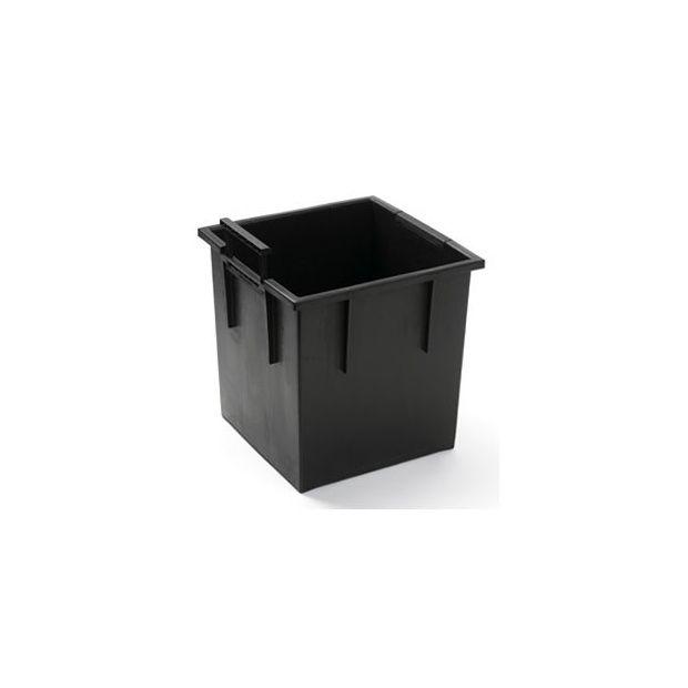 bac de plantation pour pot cubico c t 40 cm lechuza plantes et jardins. Black Bedroom Furniture Sets. Home Design Ideas