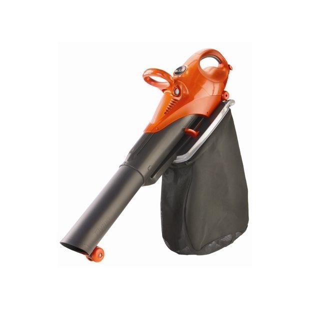 aspirateur souffleur broyeur lectrique flymo scirocco 2500 plantes et jardins. Black Bedroom Furniture Sets. Home Design Ideas