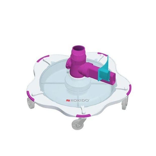 Nettoyeur automatique de piscine zorba kokido plantes for Nettoyeur de piscine