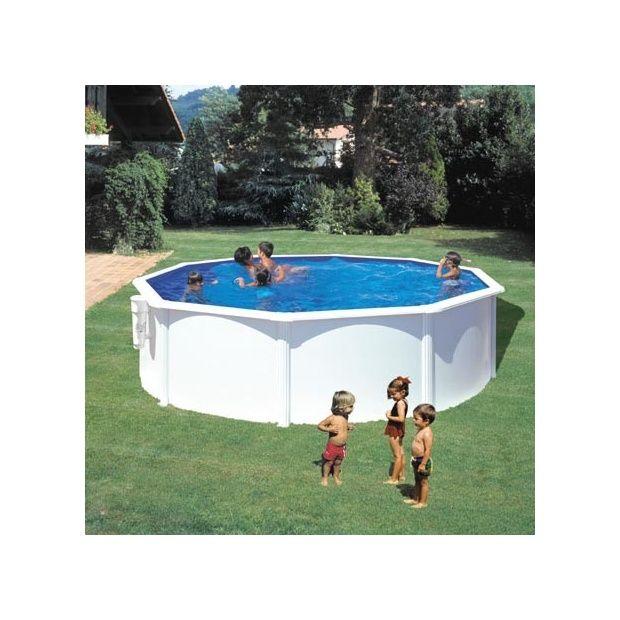 Kit piscine acier dream pool 460 x h 120cm gr for Poolfolie 460 x 120