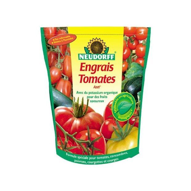 engrais bio tomate 1 75kg azet neudorff plantes et jardins