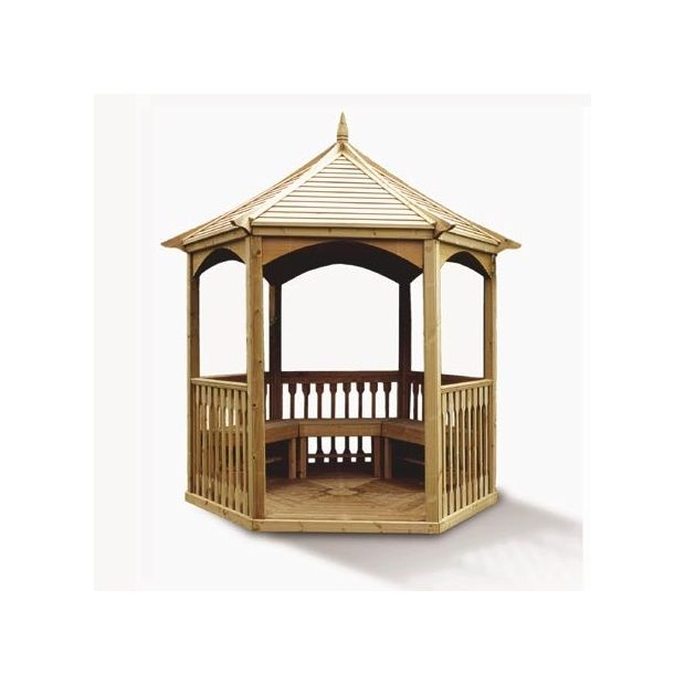 kiosque de jardin bambou tonnelle en bois tente de r ception mon am nagement jardin pergola de. Black Bedroom Furniture Sets. Home Design Ideas