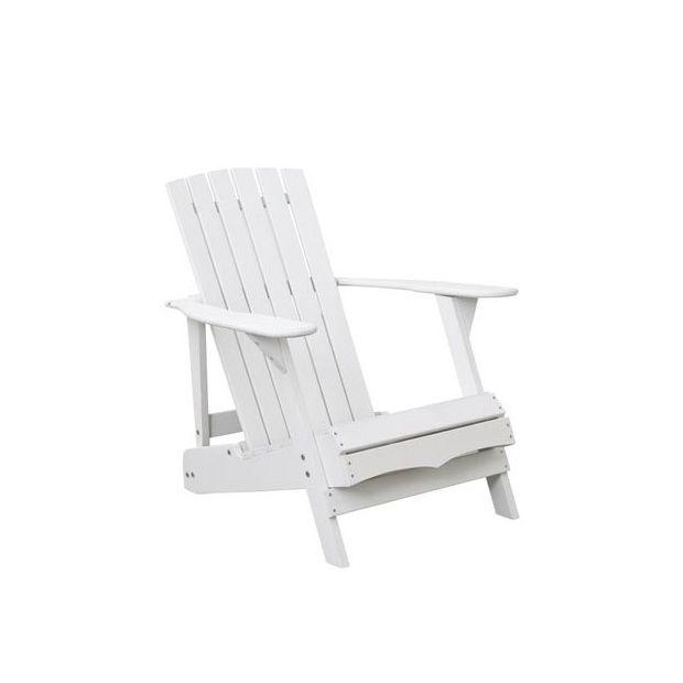 fauteuil lion en r sine synth tique imitation bois blanc plantes et jardins. Black Bedroom Furniture Sets. Home Design Ideas