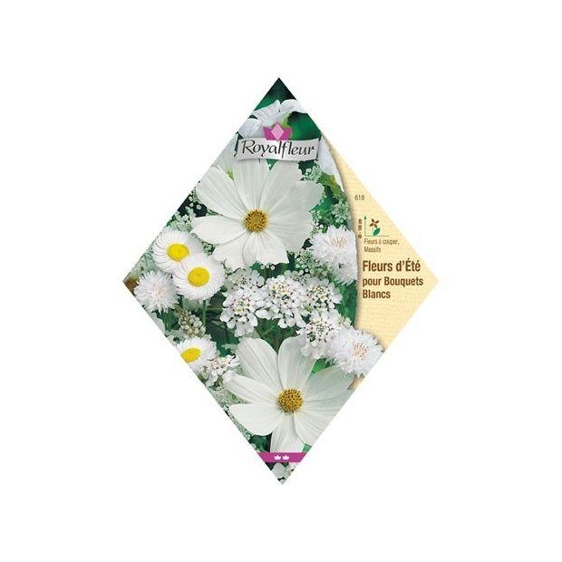 Fleurs D 39 T Pour Bouquets Blancs Plantes Et Jardins