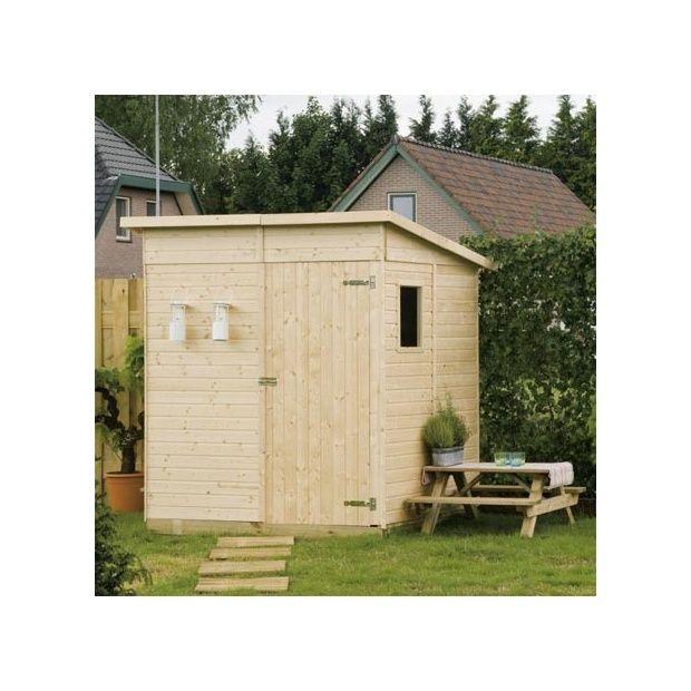 Abri de jardin thor 3 17 m2 en bois 13 mm avec plancher for Abri de jardin en bois avec plancher