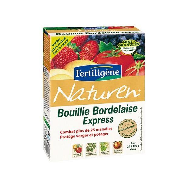 Bouillie bordelaise express 500g naturen plantes et for Bouillie bordelaise piscine