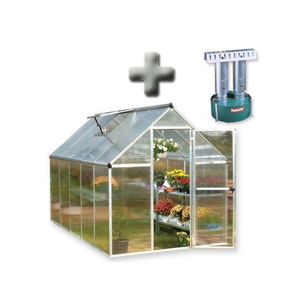 Chauffage p trole parasene pour serres de jardin for Chauffage pour serre de jardin