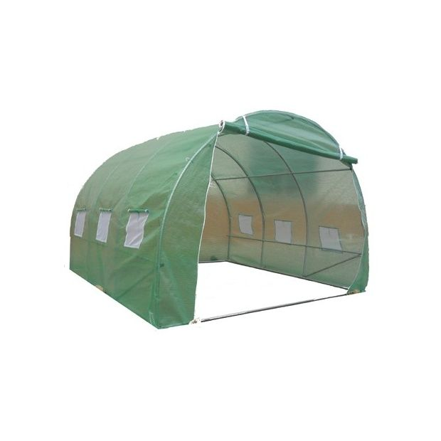 serre tunnel mara ch re green nursy 9m2 nortene. Black Bedroom Furniture Sets. Home Design Ideas