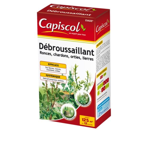 d broussaillant 125 ml capiscol plantes et jardins. Black Bedroom Furniture Sets. Home Design Ideas