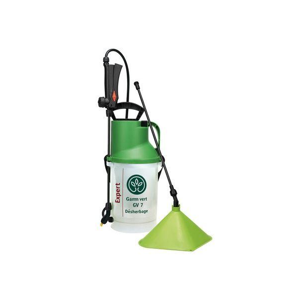 Pulv risateur d sherbant pression pr alable 7l allonge for Gamm vert muzillac